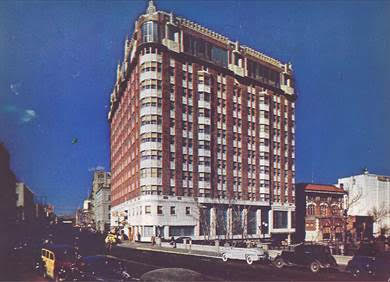 The Mapes Hotel downtown Reno