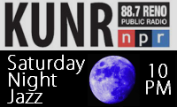 KUNR Saturday Night Jazz