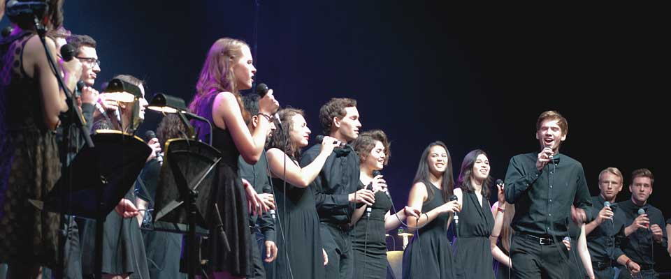 RJF 2015 Seattle Academy Choir